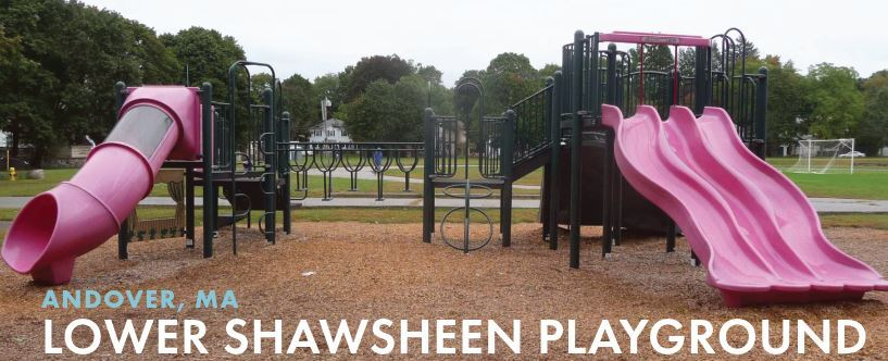 Lower Shawsheen Playground