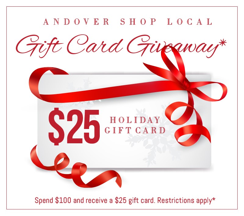 2019 Gift Card Giveaway Image