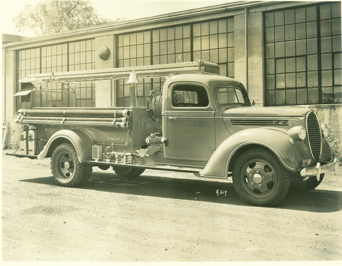 AFR Engine 1 (Brush Truck 1938 or 1939)